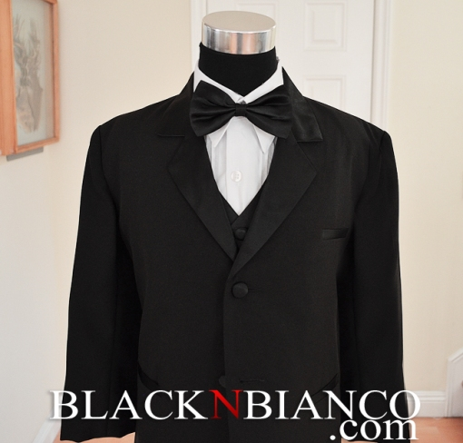 Blacknbianco Tuxedo for Boys