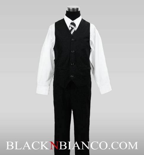 Modern Formal Wear for Boys