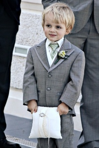 Cute Ring Bearer outfit
