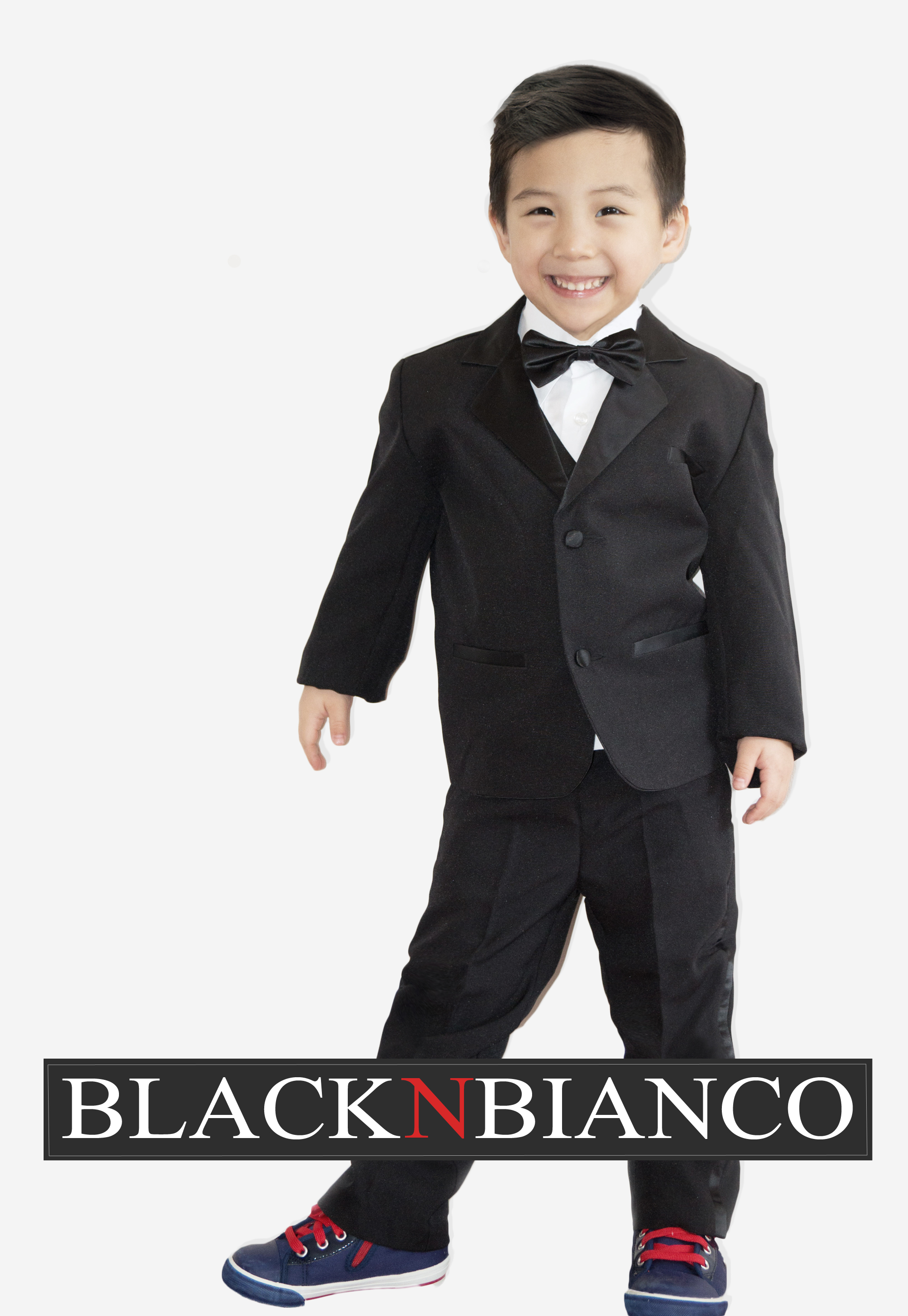 Toddler Suits. Get your dapper little man all dressed up with our sharp selection of toddler suits. Whether he's the ring bearer at a wedding or he simply needs to look his very best, you're sure to find a suit that's just right for any occasion. From timeless seersucker to polished pinstripes, choose from a range of designs to highlight his super-cool style.