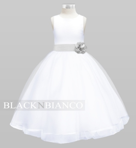 Flower Girl Dresses By Black N Bianco