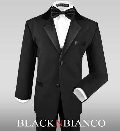 Formal Tuxedo for Kids of all ages.